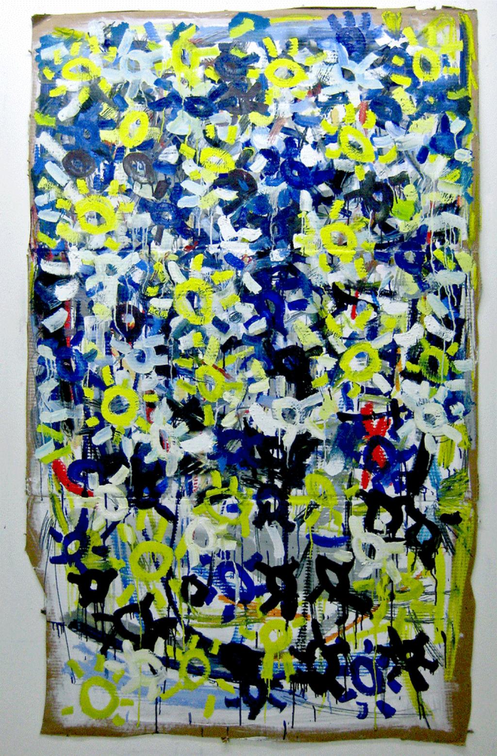 Flower fall Gerben Mulder