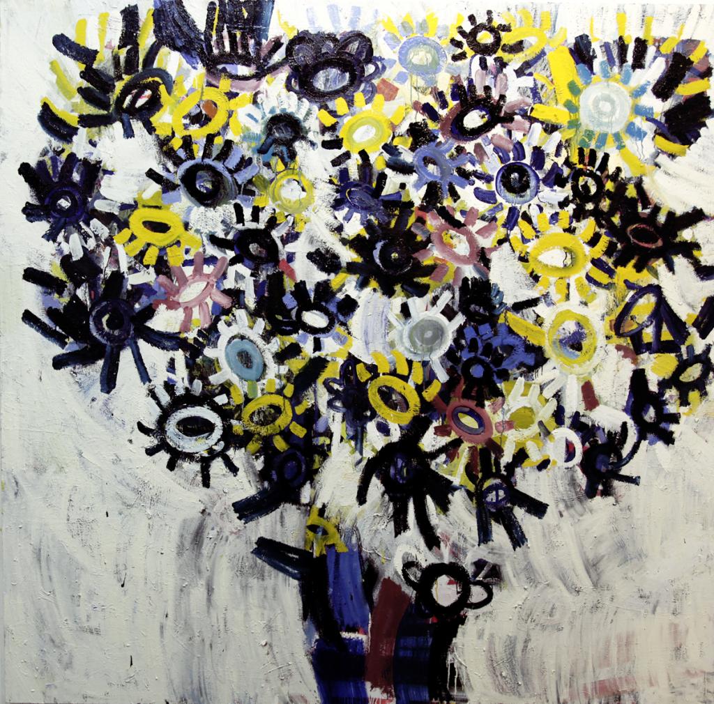 untitled Flowers Gerben Mulder