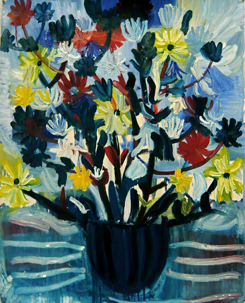 Untitled (flowers)  Gerben Mulder