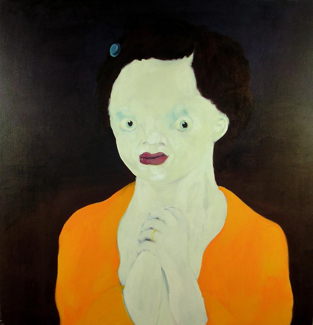 Alejandra 2001.  Gerben Mulder